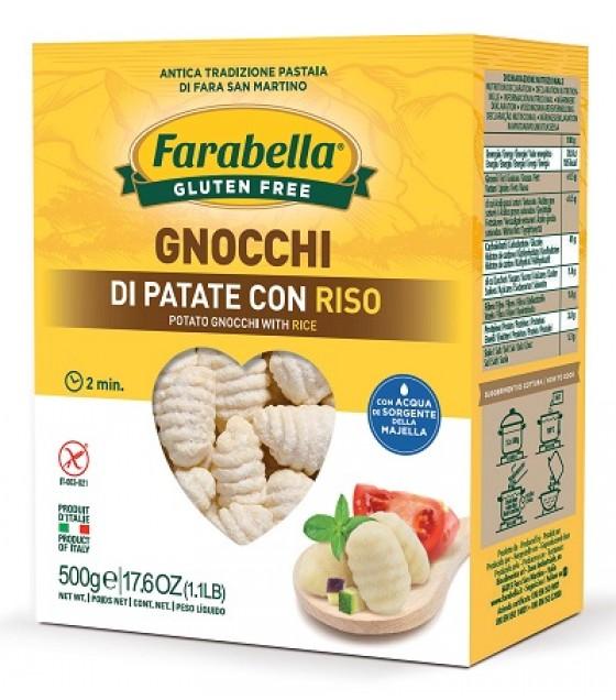 Farabella Gnocchi di Patate con Riso 500g