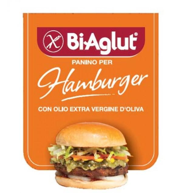Biaglut Panino Hamburger 80g