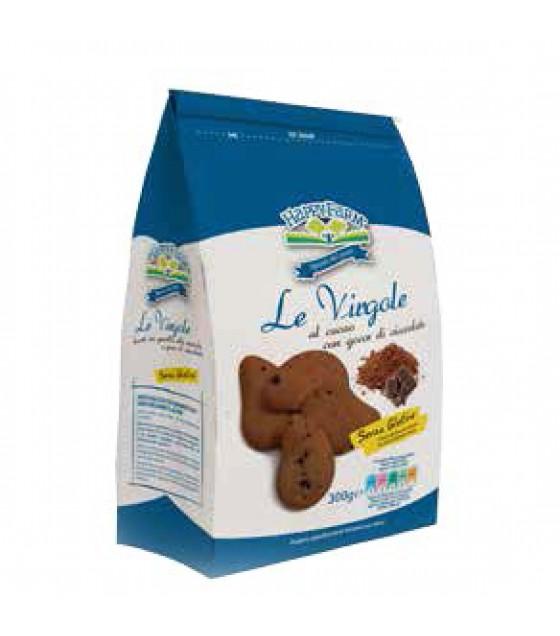 Happy Farm Virgole al Cacao con Cioccolato