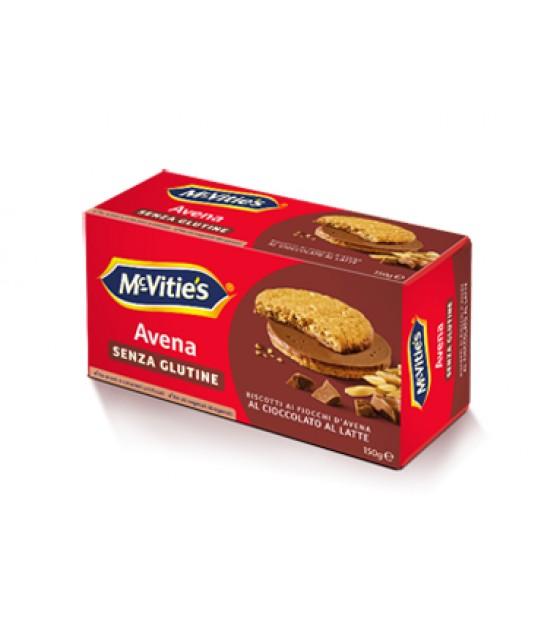 Mc Vitie's Avena Cioccolato S/g 150g