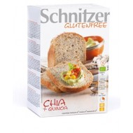 Pan Bauletto Bio con Chia & Quinoa