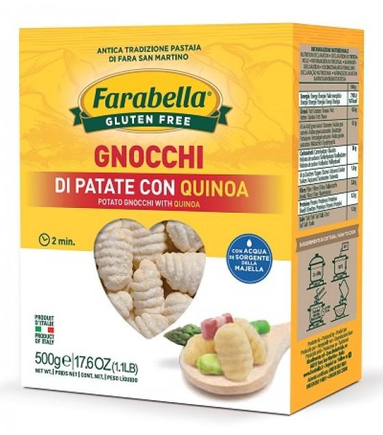 Farabella Gnocchi di patate con quinoa 500g