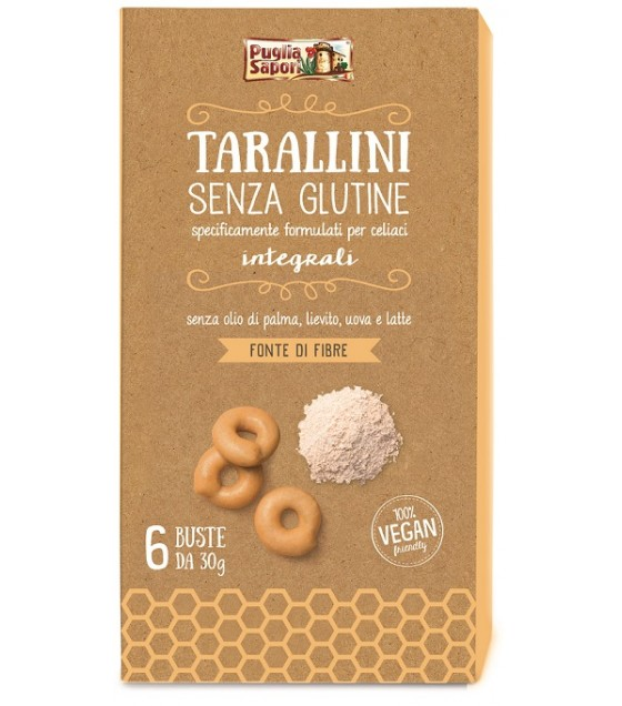 Puglia Sapori Tarallini Integrali