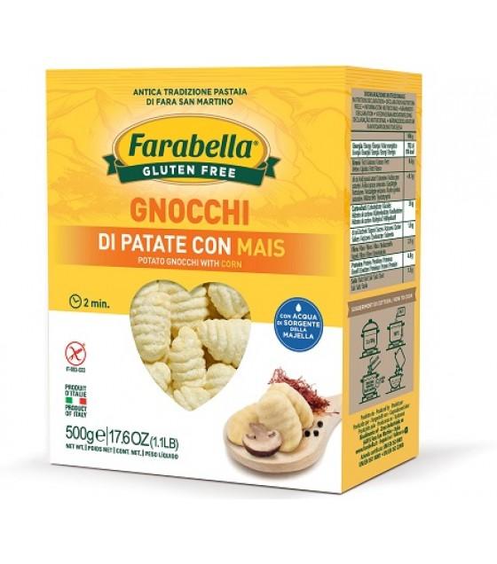 Farabella Gnocchi di patate con mais 500g