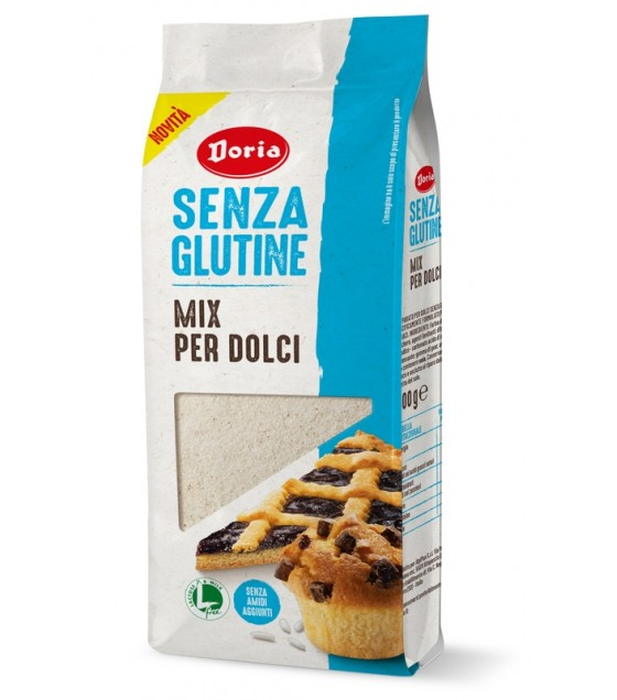 Doria Mix Per Dolci 500g